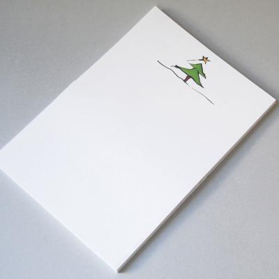 kettshop briefpapier f r weihnachten. Black Bedroom Furniture Sets. Home Design Ideas