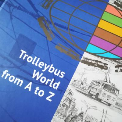 Kompendium, Sergei Korolkov und Konstantin Klimov: Trolleybus World from A to Z