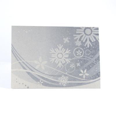 Weihnachtskarten Foto Bestellen.Weihnachtskarte Schneekristalle Claudia Kipp