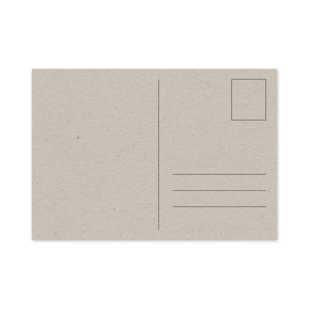 Kettshop blanko postkarten aus umweltfreundlicher - Blanko postkarten ...