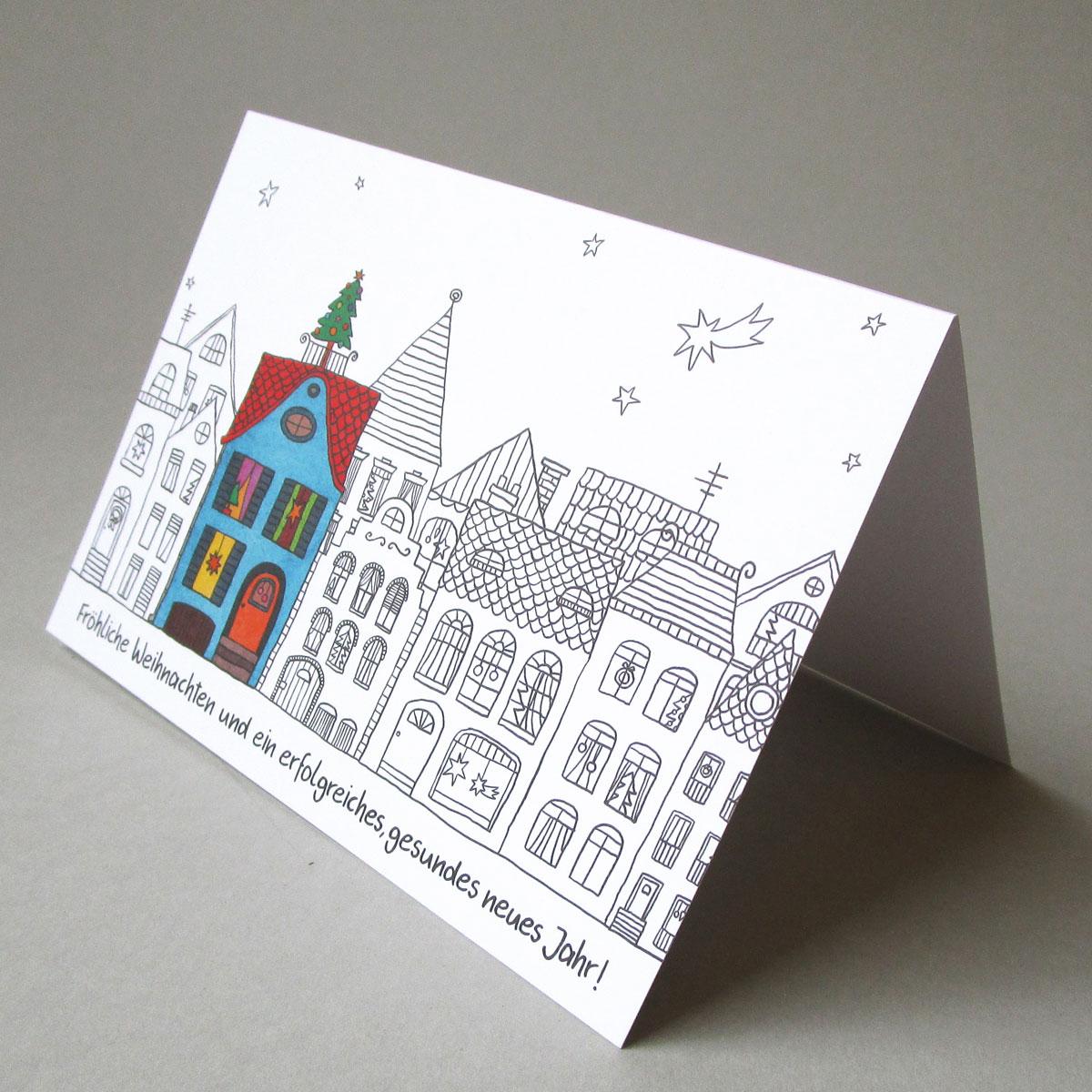 Kettshop - Weihnachtskarte, Charis Bartsch: Fröhliche Weihnachten ...