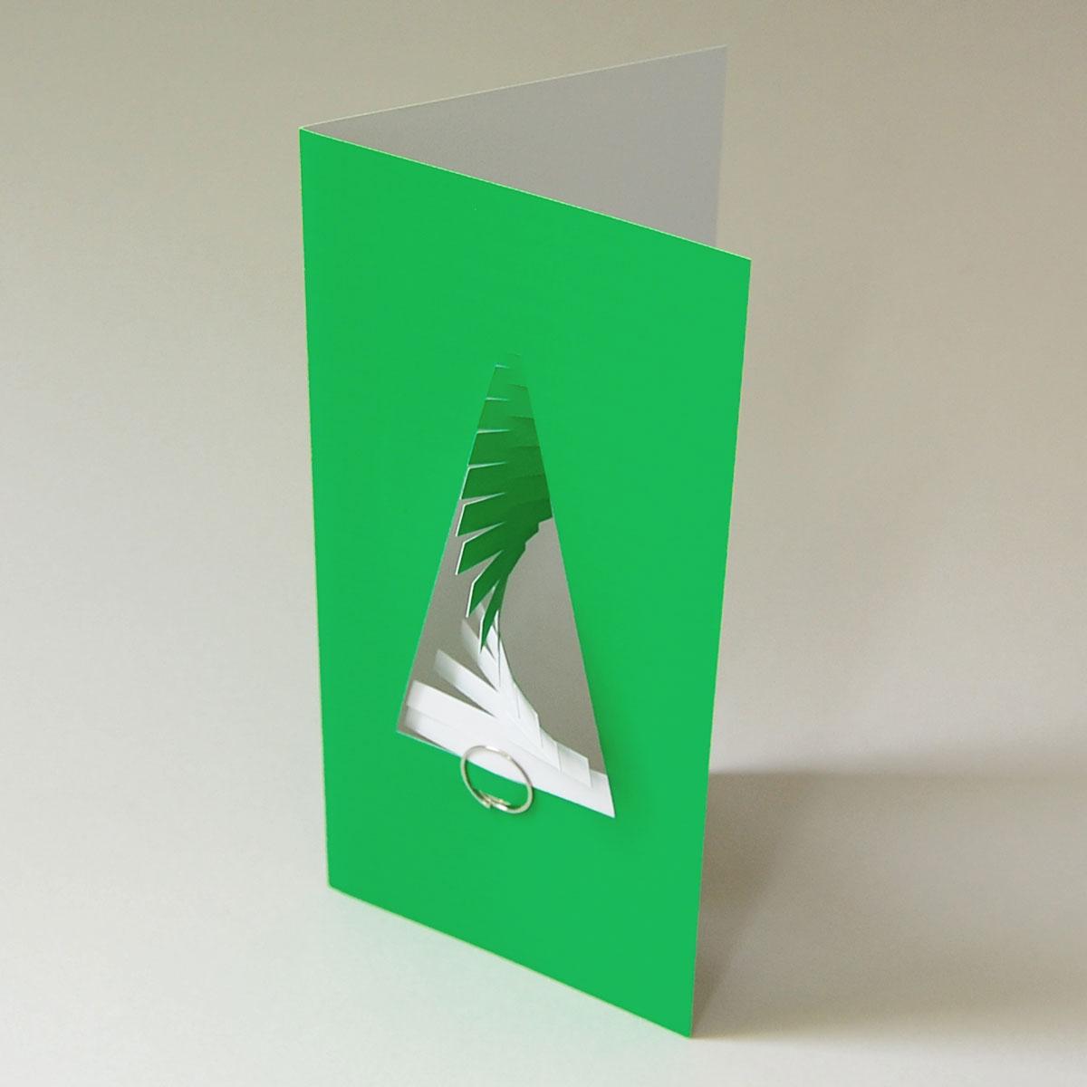 design weihnachtskarten weihnachtsbaum kettshop. Black Bedroom Furniture Sets. Home Design Ideas