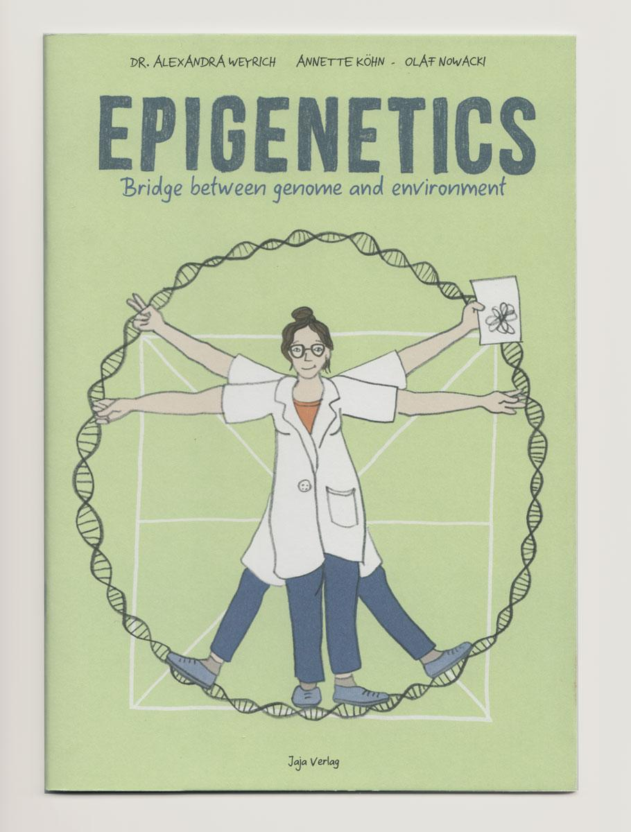 Comicheft: Epigenetics (english version)